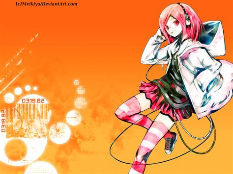 anime music girl wallpaper anime music girl wallpaper by meikiyu on deviantart