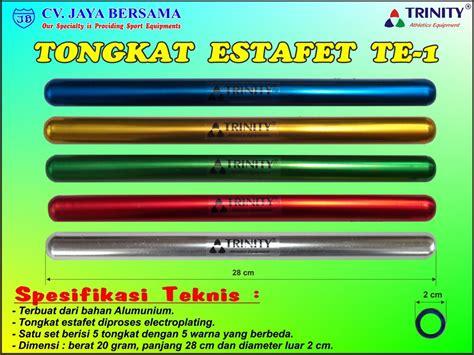 Alat Pertukangan Stick Tongkat Lu 1 tongkat estafet stick relay agen alat olahraga