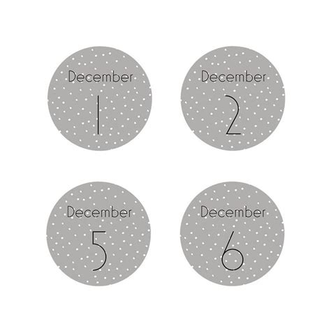 christmas stickers advent calendar numbers 1 24 advent calendar stickers