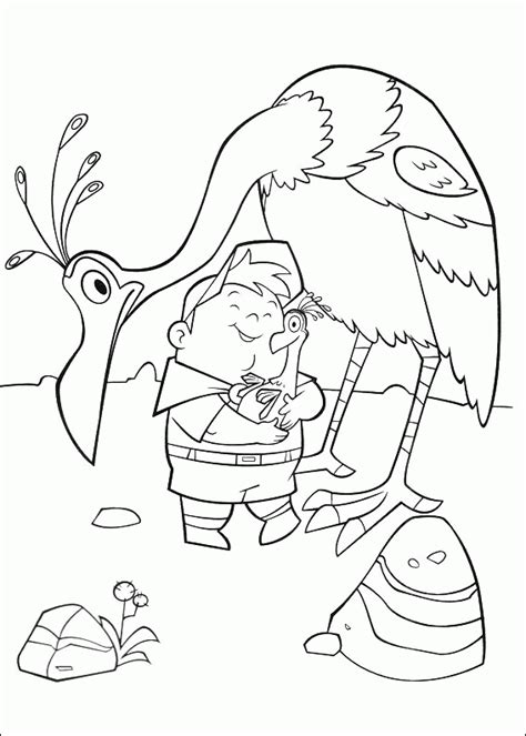 up house coloring page free coloring pages of up house