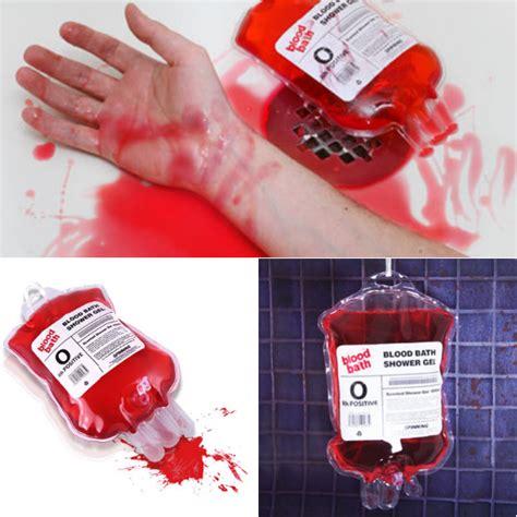 Blood Bath Shower Gel bizarre beautyproducten die ik stiekem wil hebben
