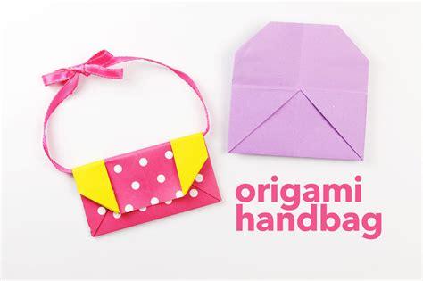 origami handbag