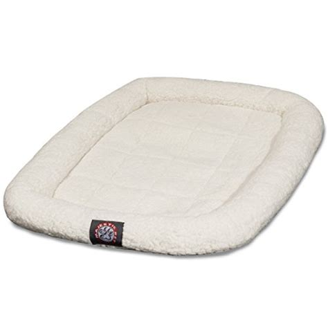 24 inch crate 24 inch sherpa crate pet bed mat by majestic pet products
