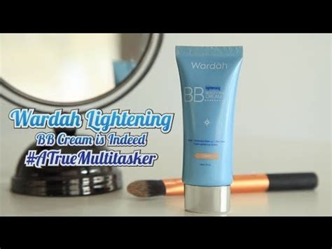 tutorial makeup bb cream wardah wardah beauty bb cream videolike