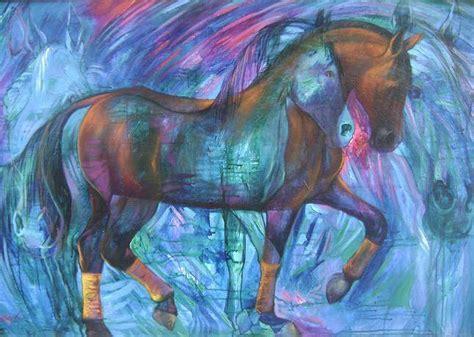 Imagenes Artisticas Colectivas   caballos el trio rafael trinidad artelista com