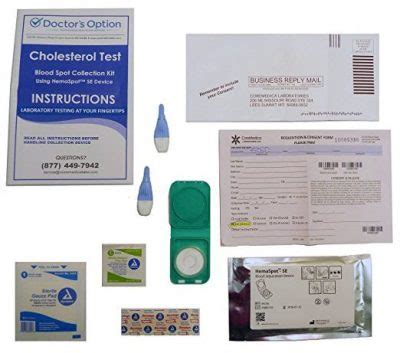 best at home test top 10 best cholesterol test kits in 2017