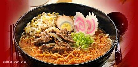 Menu Dan Udin Ramen daftar harga menu gokana resto jepang favorit wpn april