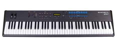 Keyboard Piano world of portable keyboard 187 kurzweil sp4 7 stage