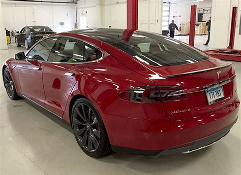 Tesla Model S Delivery Consumer Reports Buys A Tesla Model S P85d To Test