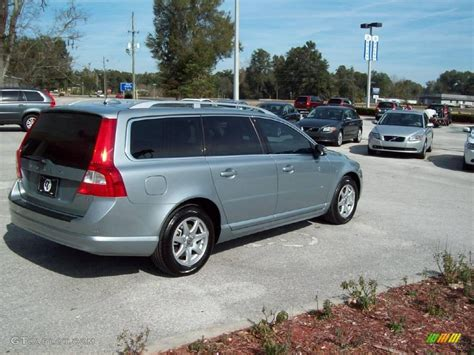 2009 electric silver metallic volvo v70 3 2 24999067 photo 9 gtcarlot car color galleries