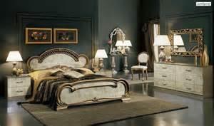 made in italy wood luxury elite furniture set