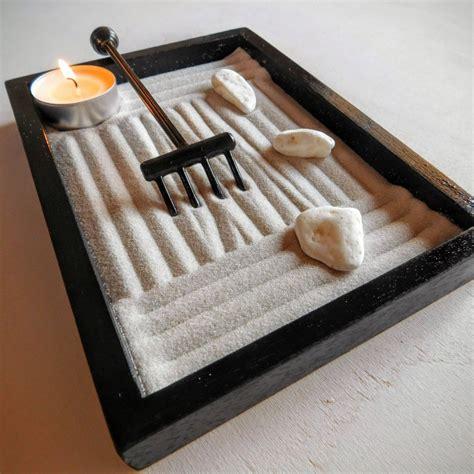 giardino zen da tavolo la spiritualit 224 in casa