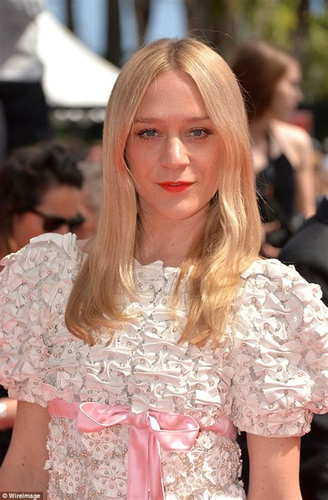Sevigny Looking As Usual In Cannes by Sevigny Steps Out In Ruffled Dress Adorned With Bows