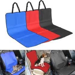 Pet Car Seat Covers Black 2016 Brandnew Oxford Fabric Car Seat Cover Water Proof Pet