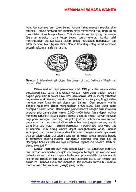 Buku Psikologi Modern buku psikologi populer memahami bahasa wanita