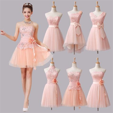 most popular prom colors for 2015 strapless prom dresses mint green short bridesmaid dresses