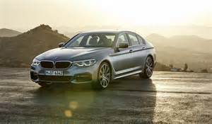 new bmw 5 series g30 revealed torquing cars