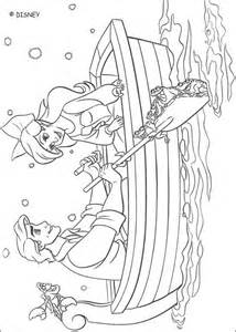 mermaid coloring pages ariel eric