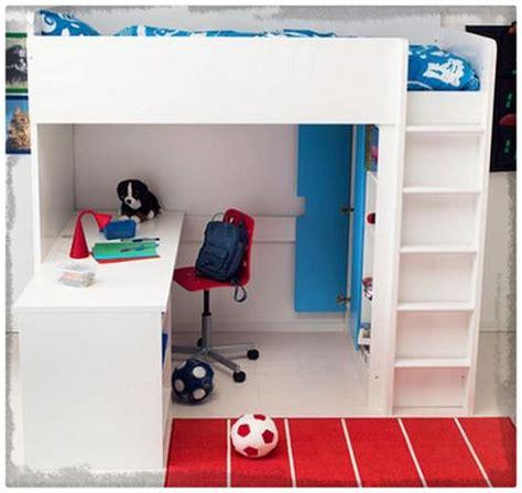camas altas con escritorio abajo camas para ni 241 os con escritorio abajo archivos modelos