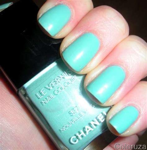 imagenes de uñas decoradas verde agua decoraci 243 n de u 241 as de colores tendencias 2012 de todo mujer