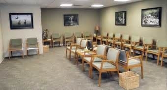 doctors office waiting room office building new