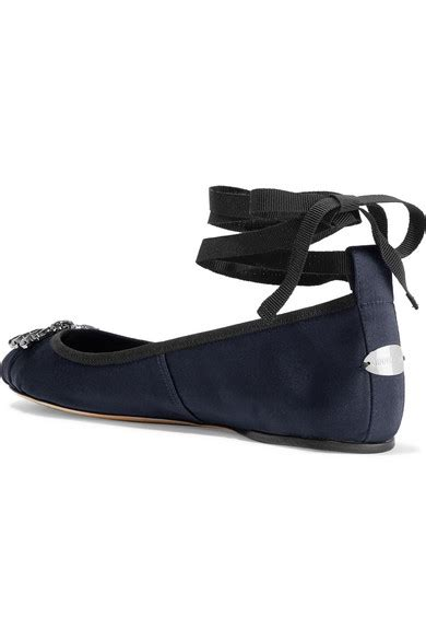 navy satin flat shoes 3 stores in stock jimmy choo grace flat navy satin and