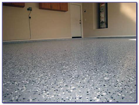 Speckled Paint For Garage Floors   Flooring : Home Design