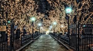 christmas city lights pics from tumblr happy holidays