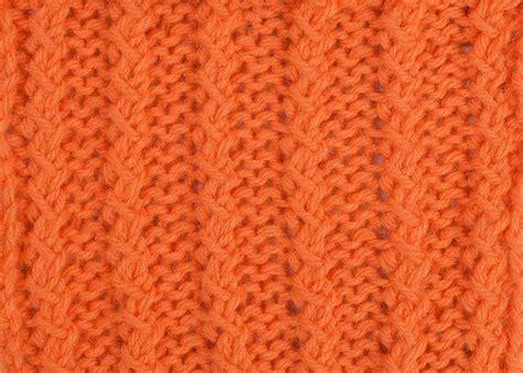 twisted knitting stitches twisted rib stitch knit stitches simple