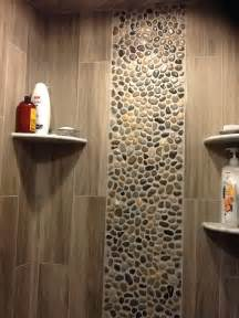 Pebble bathroom floor tiles pictures to pin on pinterest