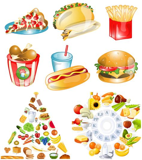 food vector fruits vector graphics blog