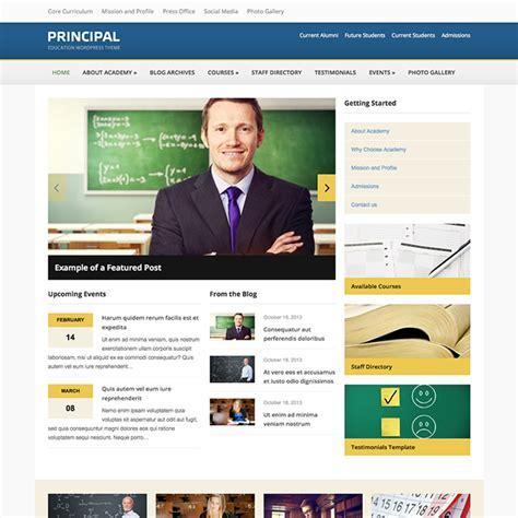 education theme words principal academic wordpress theme wpexplorer