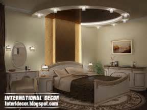 awesome Modern Ceiling Design For Bedroom #6: contemporary-bedroom-design-ideas-with-gypsum-ceiling.jpg