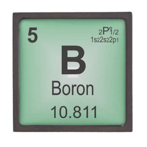 Boron Periodic Table by Boron Periodic Table Square Images