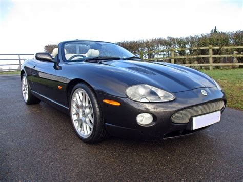 used jaguar xkr convertible for sale used 2005 jaguar xkr convertible for sale in west sussex