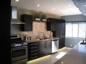 black modern kitchen cabinets ideas best paint black for modern kitchen cabinets step