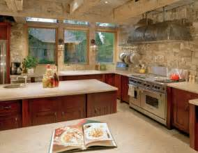 Stone Kitchen Ideas Add Some Rustic Charm To Your Kitchen With Stone Walls