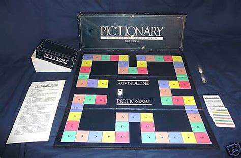 game project layout pictionary boards ie