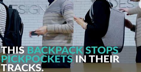Tas Anti Maling Untuk Backpacker backpack anti maling yang tetap praktis untuk backpacker
