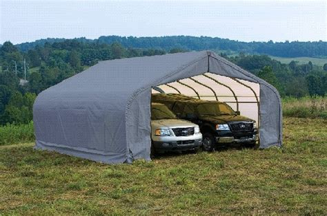 Tarp Carport Kits Tarp Carport Kit Portable Shelters For Outdoor Storage