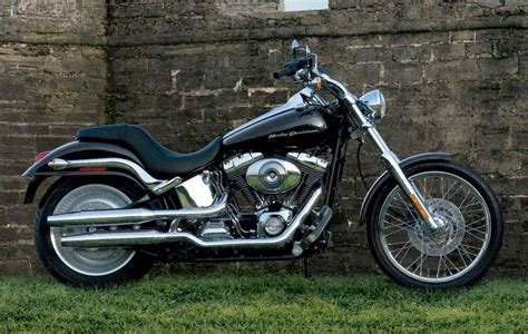 2004 Harley Davidson by 2004 Harley Davidson Fxstdi Softail Deuce Moto Zombdrive