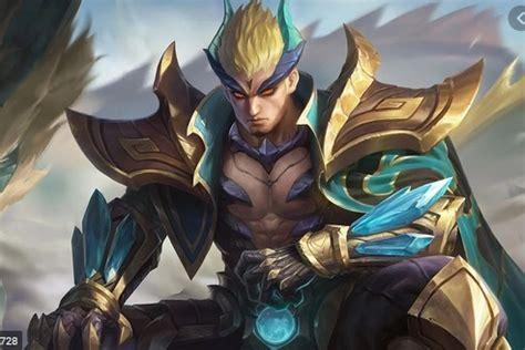 bocoran skin terbaru yu zhong mobile legends  spin