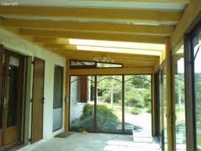veranda mixte bois aluminium parnans v 233 randa valence c