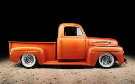 Best Interior Paint Color To Sell Your Home by 1951 Mercury M1 Pick Up F1 F100 Street Ford Air Ride