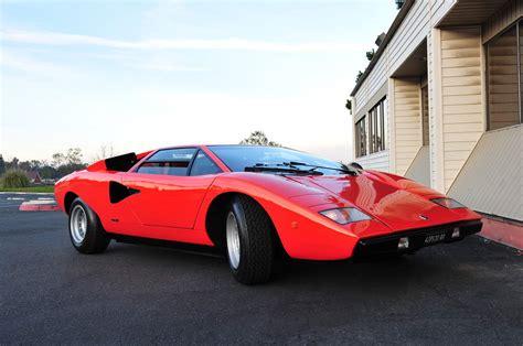 Lamborghini Countach 0 60 Lamborghini Countach Zero To 60 Lamborghini 0 60 Times