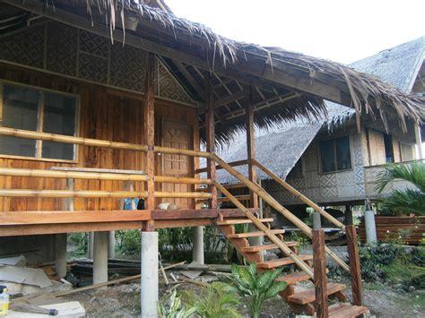 home design ideas native eco aircon cottage mayas native garden moalboal