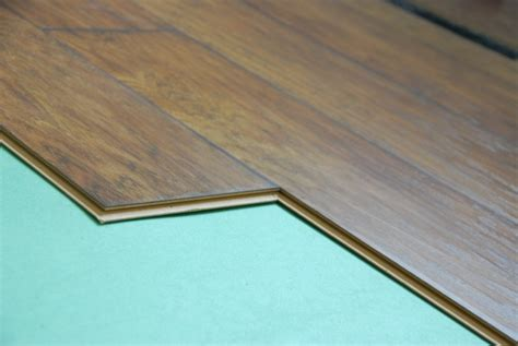 laminate flooring underlay types wood floors