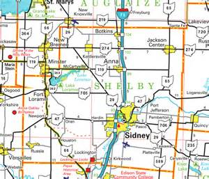shelby county al map
