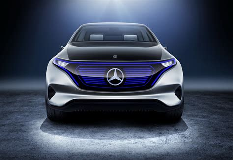 electric suv mercedes generation eq suv concept previews electric suv