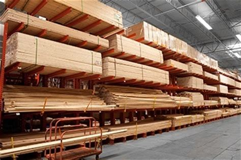 home to the largest lumber supplies toronto